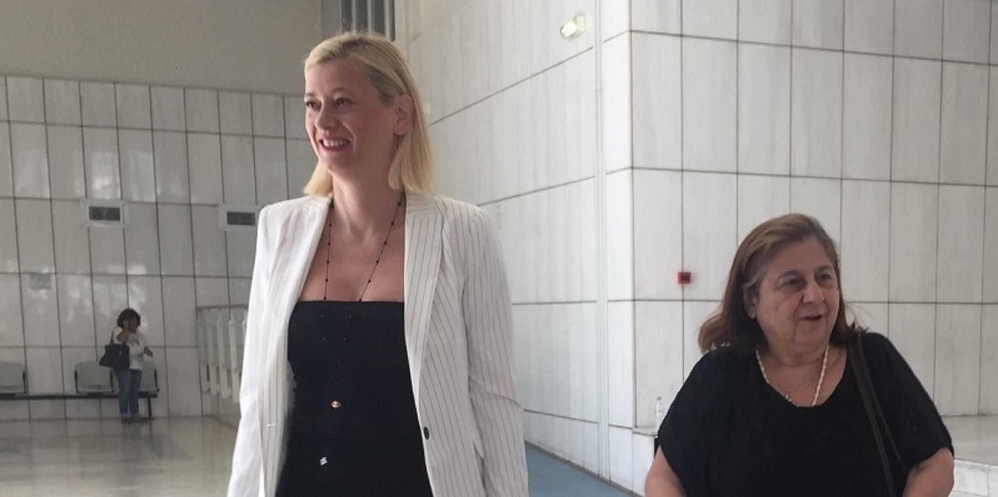 Η Ραχήλ Μακρή με την Ζωή Γεωργαντά στην εκπομπή του Κώστα Παπαζαφειρίου, στο Ρ/Σ Metropolis 95.5fm για το θέμα της ΕΛΣΤΑΤ | 05.08.2017