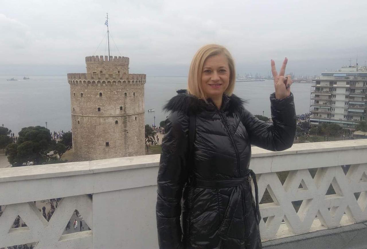 Η Ραχήλ Μακρή στον Ρ/Σ ΜΑΧ fm Πάτρας στους 93.4 fm, με τον Νίκο Ξανάλατο, μιλάει για το μεγαλειώδες συλλαλητήριο υπέρ της Μακεδονίας | 22.01.2018