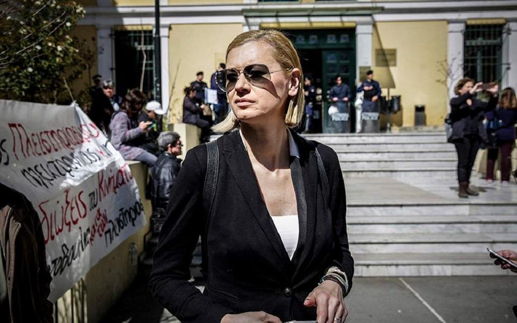 Ραχήλ Μακρή: «Οι ΣΥΡΙΖΑ – ΑΝΕΛ, ξυλοκόπησαν με σφοδρότητα και συνέλαβαν με ανυπόστατες κατηγορίες, διαμαρτυρόμενους κατά των πλειστηριασμών»