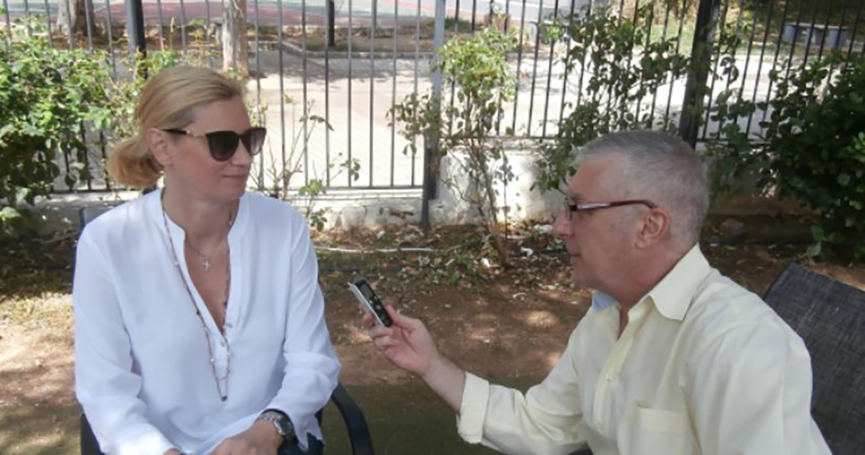 Ραχήλ Μακρή – Μια συνέντευξη ποταμός στον Κρικόρ Τσακιτζιάν | 20.09.2020